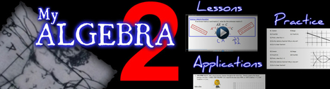 flippedmath.com | Algebra4SpecialEducators | Scoop.it