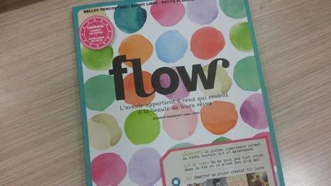 Flow, le pari de Prisma Media dans les féminins | DocPresseESJ | Scoop.it