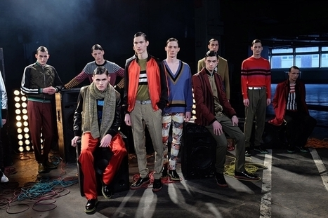 London Collections: Men A/W 2014 Overview   Lifestyle Magazine   Scoop.it