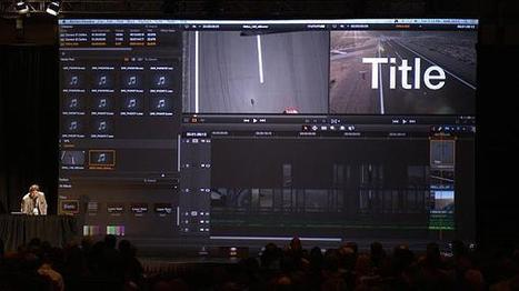 Opinion: Why DaVinci Resolve 10 is such a big deal. | Everything Video Production | Scoop.it