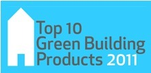 Top 10 Green Building Products | Sustainable Futures | Scoop.it