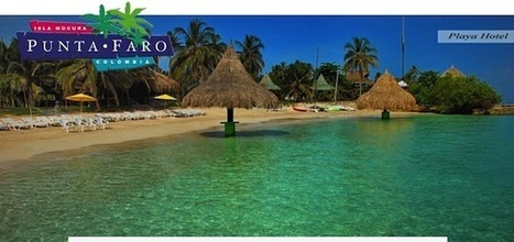 Isla Macura - Colombia | Discover Colombia in all of its Splendor | Scoop.it