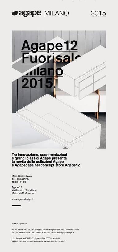 Fuorisalone 2015 | eventi di architettura, interior design e..... | Scoop.it