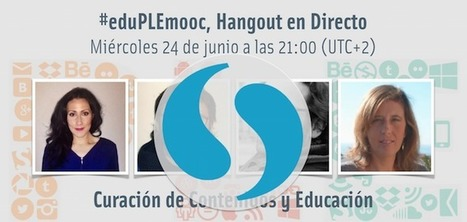 "Hangout ""Curate the Curators"": Así se vivió en Twitter (Storify) y también dispones de la grabación 