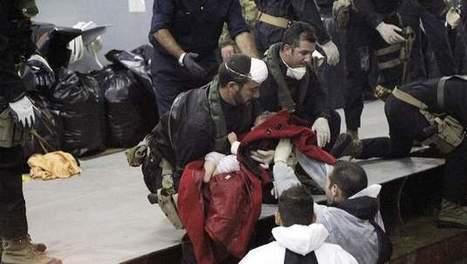Italiaanse marine redt opnieuw meer dan 700 vluchtelingen   Vluchtelingen en Asielzoekers in Europa   Scoop.it