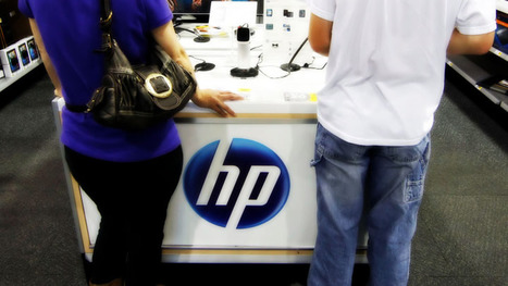 HP Stumbles on Weaker PC and Corporate Demand Before Split | Internet of Things - Company and Research Focus | Scoop.it