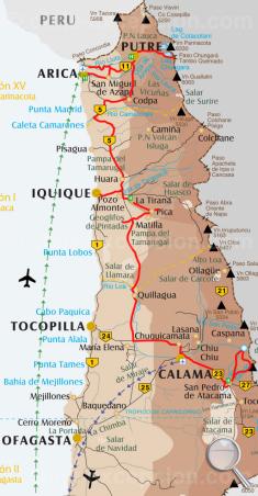 Circuit archéologie Chili. Trésors archéologiques du Nord Chili -1 - Chile Excepción | Archéologie et Patrimoine | Scoop.it