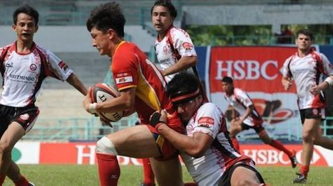 China's drive to become a rugby union superpower - BBC News | Business Studies | Scoop.it