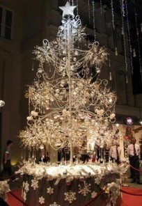 Weird Christmas Trees | Fun Facts: Pre Lit Artificial Christmas Trees Walmart Has | Scoop.it