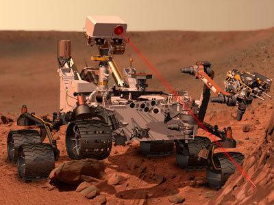 Mars Curiosity under hacker attack? — RT | promienie | Scoop.it