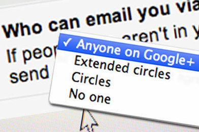 Google+ members can now email any Gmail user without their email address | ThinkinCircles | Scoop.it