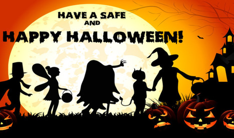 Have a Safe and Scary Halloween | Self Storage | Scoop.it