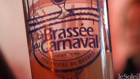 Une petite «frette» à la Brassée du Carnaval | Pierre-Olivier Fortin et Jean-Évrard Bilodeau | Katchouk : Biertrotter | Scoop.it