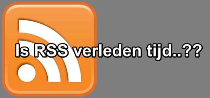 Edu-Curator: Wie gebruikt nog een RSS-lezer? Is RSS verleden tijd? Wat is RSS eigenlijk? | Educatief Internet - Gespot op 't Web | Scoop.it