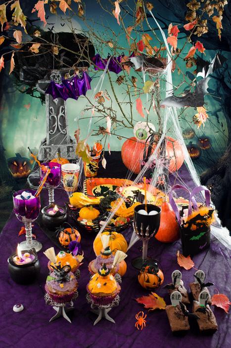 Les sorcières passent à table ! | Annikids, le blog | Fiestas & Fêtes pour les petits | Scoop.it