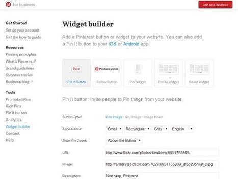 Pinterest : fonctionnalités professionnelles - Arkadia Communication | Social Media & Digital Revolution | Scoop.it