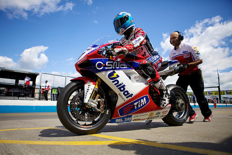 PhotosOfMotos | Carlos Checa, Althea Ducati | Flickr | Ductalk | Scoop.it