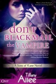 Giveaway: ($25 GC) Don't Blackmail the Vampire by Tiffany Allee - @TiffanyAllee | For Lovers of Paranormal Romance | Scoop.it