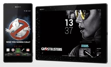 Sony launches official Xperia Ghostbusters '16 Theme | Xperia Guide | Scoop.it