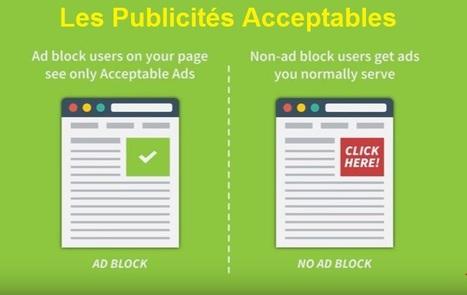 Adblock Plus va vendre et afficher de la publicité dans son bloqueur de pub | Web information Specialist | Scoop.it