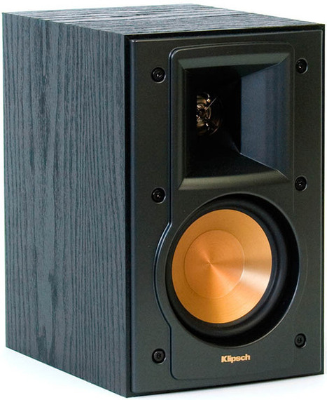 REVIEW: Klipsch Reference RB-41 II - Size Doesn't Matter | Home Theater Speakers | Scoop.it