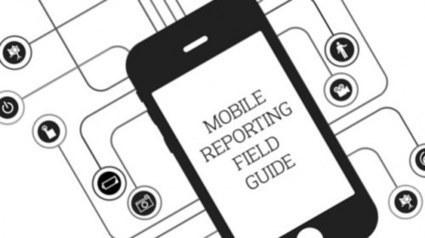 Mobile Reporting Field Guide, guía en iBook para el reporterismo con iPhone | Periodismo Ciudadano | Periodismo Ciudadano | Scoop.it