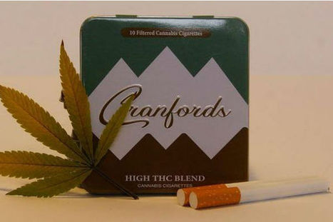 Cranfords debuts its high THC, machine-rolled cannabis cigarettes | Drugs, Society, Human Rights & Justice | Scoop.it