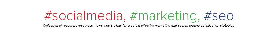 Social Media, Marketing & SEO
