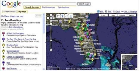 Mapping Literature: | American Association of School Librarians (AASL) | Kirjandus ja infotehnoloogia | Scoop.it