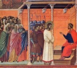 Rencontre #39 ... Pilate et le Roi des Juifs | Quand la Nouvelle est Bonne | Scoop.it