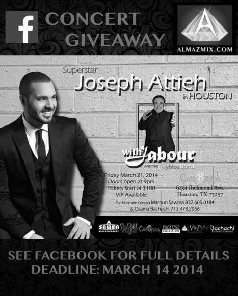 Contests- Arabic Concerts, Arab News, Arab Celebrity News | Arab News | Scoop.it