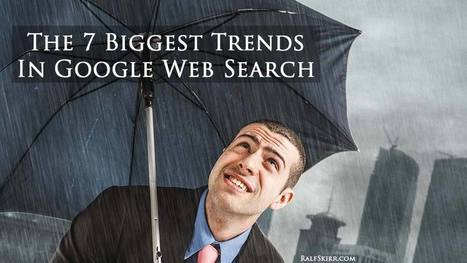 The 7 Biggest Trends In Google Web Search | Futurewaves | Scoop.it