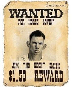 Wanted Poster Generator - Make your own Old-West-style Wanted Poster (and use it as an MSN display image)! | texx1966 | Scoop.it