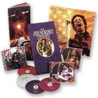 Rock-Blues-Psychedelic Review: Jimi Hendrix-The Jimi Hendrix Experience Box Set (Reissue)   internet   Scoop.it