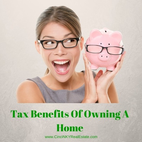 What Are The Tax Benefits Of Owning A Home? | Real Estate | Scoop.it