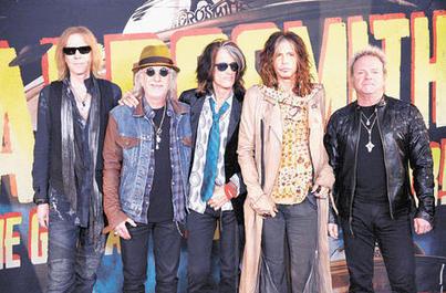 El rock de Aerosmith hará temblar al país - SIGLO21.com.gt   Musica   Scoop.it