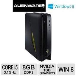 Alienware X51 Core i5 1TB HDD 8GB DDR3 Gaming PC | Best Desktop Reviews | Scoop.it