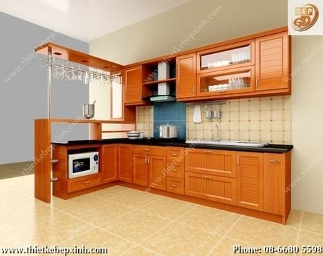 Thiết Bị Nhà Bếp, thiết bếp sài gòn, tủ bếp đẹp | THIẾT KẾ NỘI THẤT - THIẾT KẾ NHÀ BẾP - THIẾT TỦ BẾP HIỆN ĐẠI - THIẾT KẾ TỦ BẾP GỖ | Scoop.it