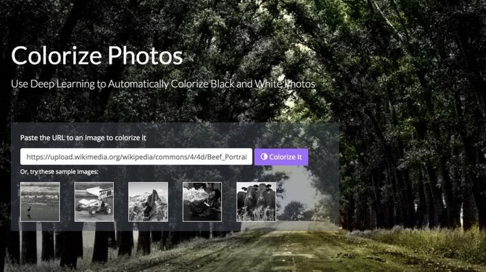 Colorize Photos. Donnez des couleurs à vos photos noir et blanc - Les Outils du Web | TIC et TICE mais... en français | Scoop.it
