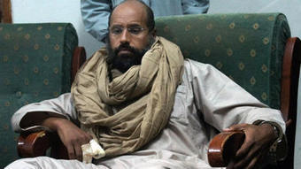 Kadafi son appears in Libyan court for 'undermining security' #Libya #Zintan #ICC #Saif #Gaddafi | Saif al Islam | Scoop.it