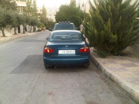 For sale in Jordan Daewoo Lanos 1.5 2000 - 3.000 JDs | Cars For Sale In Jordan | Scoop.it