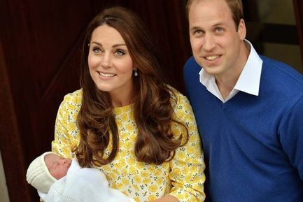 Duchess of Cambridge, Kate Middleton Gave Birth to A Royal Princess | Celebrity | Scoop.it