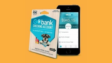 Walmart Now Offering Low-Cost Mobile Checking Accounts Through Exclusive Deal With Green Dot's GoBank   TechCrunch   Strategy   Scoop.it
