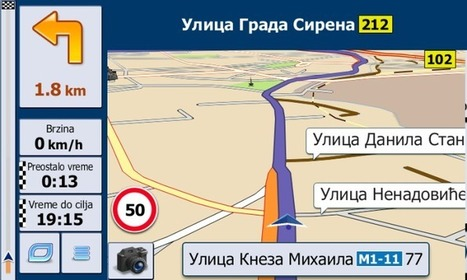 iGO Primo za Android i Iphone-vrhunska GPS aplikacija | Navigacija | Scoop.it