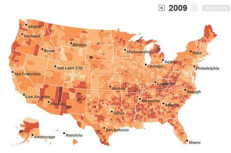 Animation: America's Metamorphosis To A Welfare State | ZeroHedge | Commodities, Resource and Freedom | Scoop.it