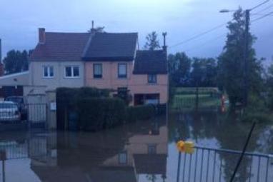 Orages violents, coulées de boue, caves inondées...: gros dégâts dans une bonne partie de la Wallonie (vidéo) | Inondations en Wallonie | Scoop.it