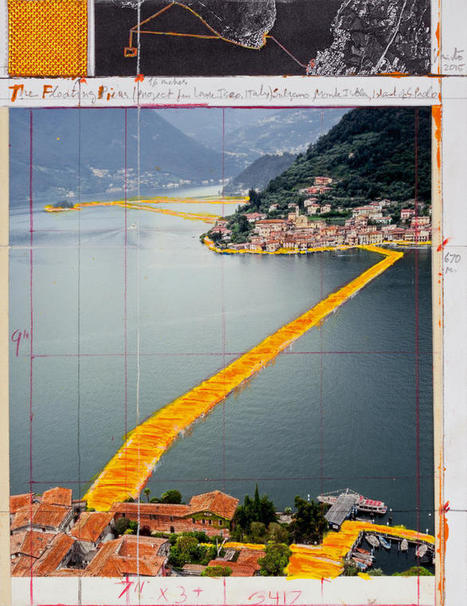 "Nine Northern Italian Destinations to Visit After You View Christo's ""Floating Piers"" 