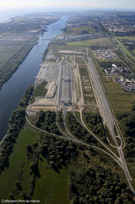 Le port du Havre, bientôt un acteur logistique important d'Île-de-France ? | Logistique et Transport GLT | Scoop.it