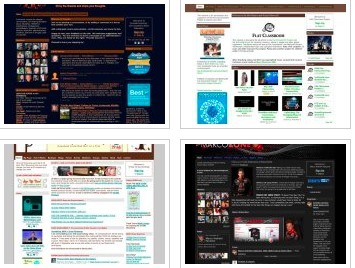 Communities and sites. Powered by Ning   Facebook   Flat Classroom   Scoop.it