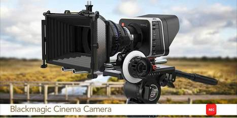 BlackMagic Cinema Camera Technology Announcements & Latest Info | HDSLR news | Scoop.it